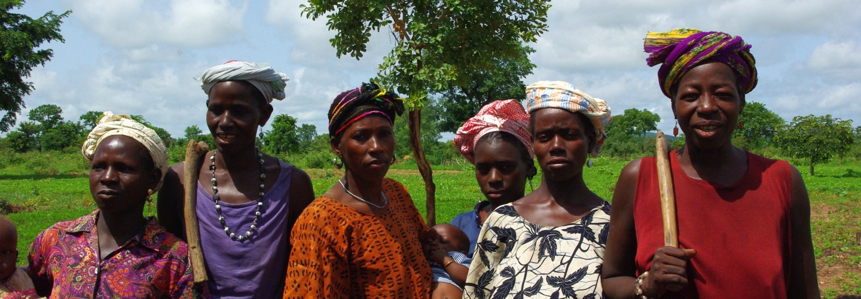 EMPOWERMENT OF WOMEN FARMERS